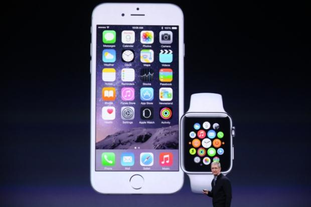 Apple iOS 8.2 - Apple Launches iOS 8.2 with Watch app and 12-inch MacBook Air
