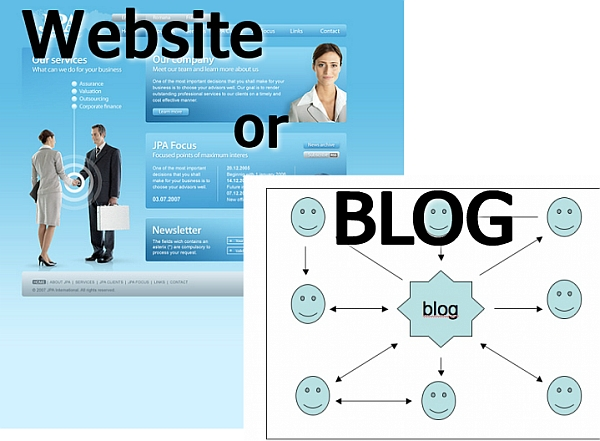 Build your Blog or Website