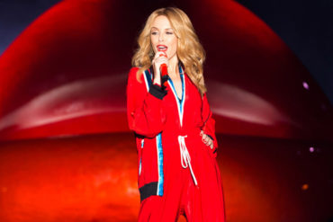 Keylie 370x247 - Kylie Minogue Performance Definite For Dubai World Cup