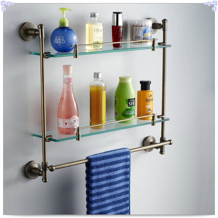ba81 - Give smart look to your bathroom with 5 crafty ideas