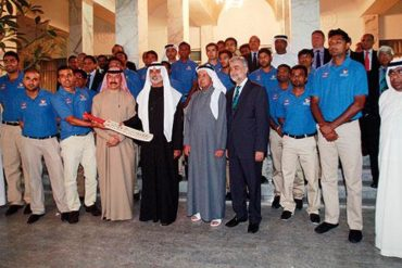 cr 370x247 - T20 in UAE with All-Emirati Cricket Team