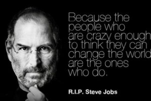 steve jobs in his own words 300x200 - Lessons from Steve Jobs Entrepreneurial Skills