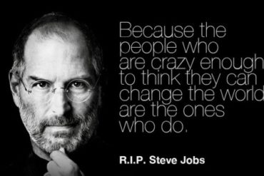 steve jobs in his own words 370x247 - Lessons from Steve Jobs Entrepreneurial Skills