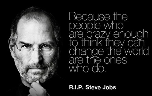 steve jobs in his own words - Lessons from Steve Jobs Entrepreneurial Skills