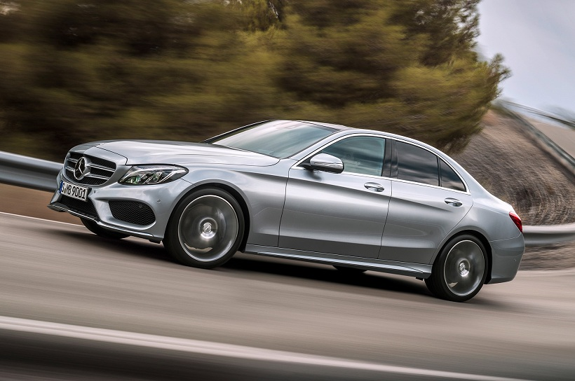 2015 Mercedes-Benz C-Class Innovation in Automotive Industry-YesGulf