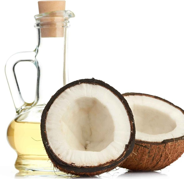 Coconut Oil fortify the nails-YesGulf