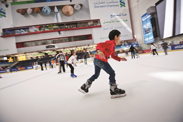 Dubai Ice Rink-YesGulf