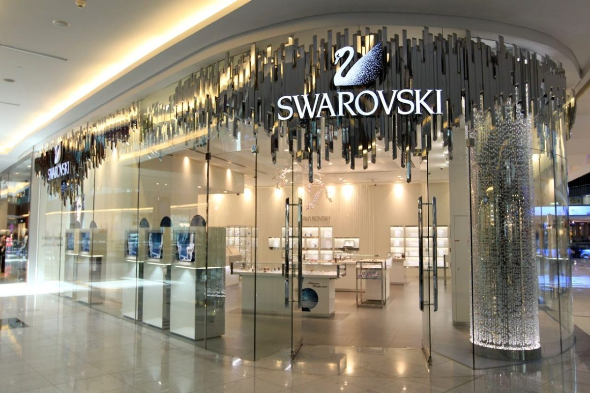 Dubai Mall 1200x800 - Why I love jewelry by Swarovski?