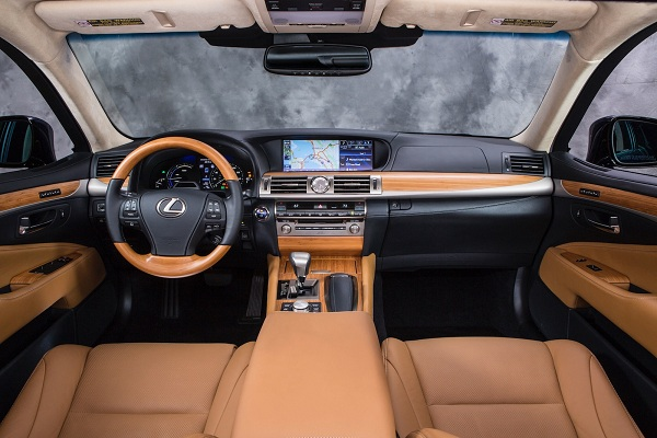 Exclusive Features of 2015 Lexus LS Luxury Car-YesGulf