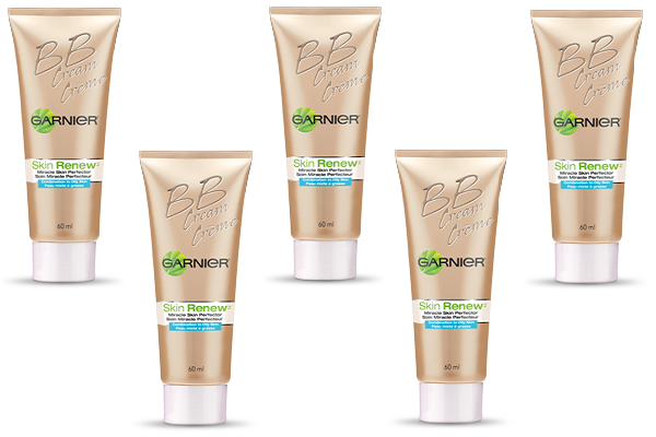Garnier Miracle Skin Perfector BB Cream Oil free-YesGulf