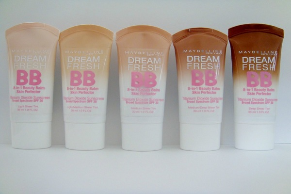 Maybelline Dream Fresh BB Cream-YesGulf