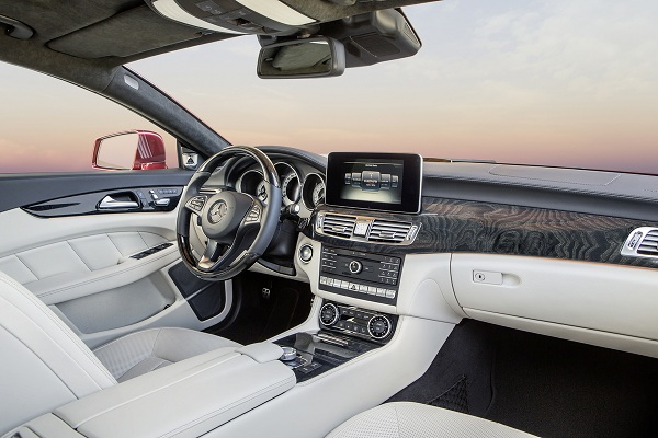Salient Features of 2015 Mercedes-Benz C-Class-YesGulf