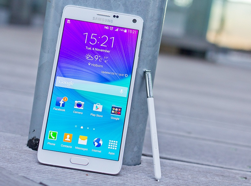 Samsung Galaxy Note 4 Review-YesGulf