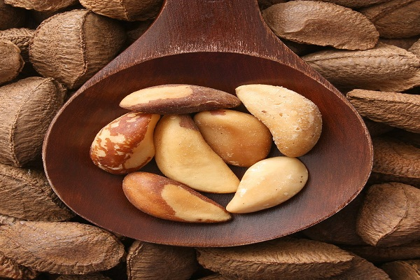 brazil nuts for nail growth-YesGulf