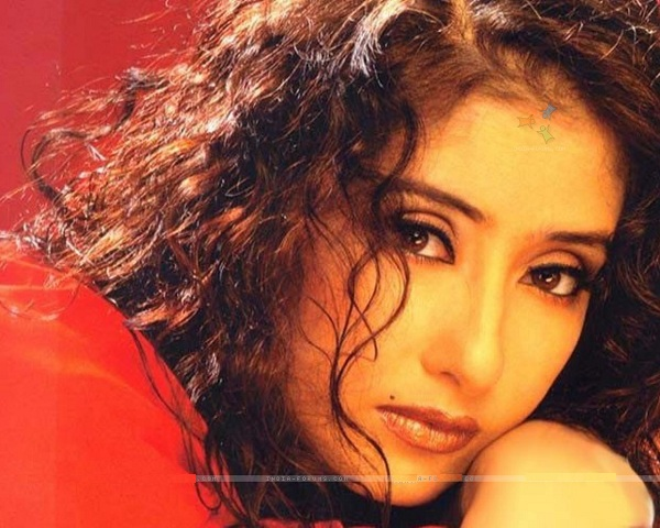 Bollywood celebrity Manisha Koirala suffering from an ovarian cancer-YesGulf