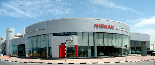 Arabian Automobile showrooms across Dubai-UAE automobile market-YesGulf