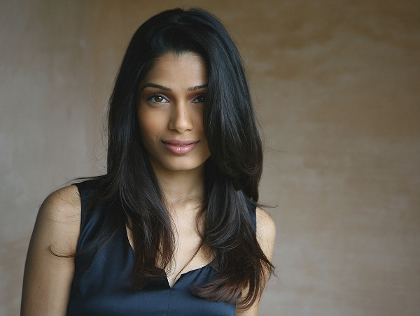 Freida Pinto star of Hollywood  Industry-YesGulf
