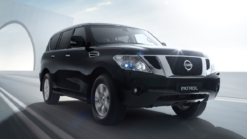 Nissan Patrol Black Edition to Launch in UAE-Arabian Automobiles-YesGulf