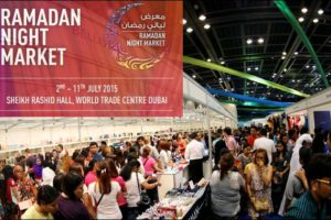 Ramadan Night Market 2015 at Dubai World Trade Center-Yesgulf