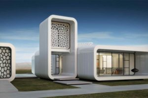 First 3D Printed Offices to Be Built In Dubai-3D printing technology-YesGulf
