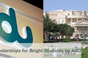 Scholarships for Bright Students by AUD-latest news-YesGulf