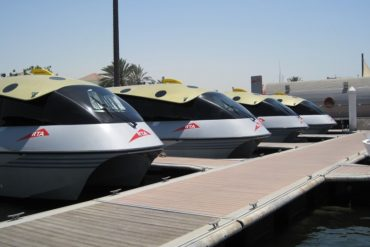 dubai water taxi 370x247 - RTA Launches Online Booking For Water Taxi Services