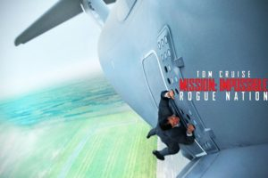 Simon Pegg; Tom Cruise-Plane Stunt in Mission Impossible-what next!-YesGulf