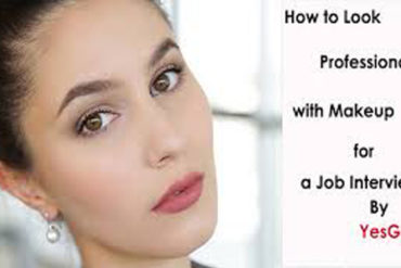 13 370x247 - How to Look Professional with Makeup for a Job Interview