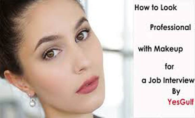 13 - How to Look Professional with Makeup for a Job Interview