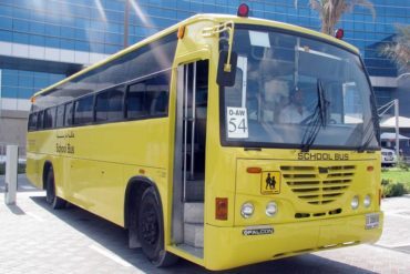 latest gulf news-Abu Dhabi Aimed to Provide New School Bus System With Alarms-YesGulf
