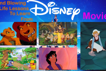 5 Mind Blowing Life Lessons To Learn From Disney Movies-YesGulf