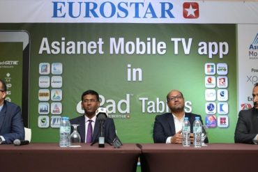 EUROSTAR launches Asianet Mobile TV App For the GCC Malayalees-YesGulf