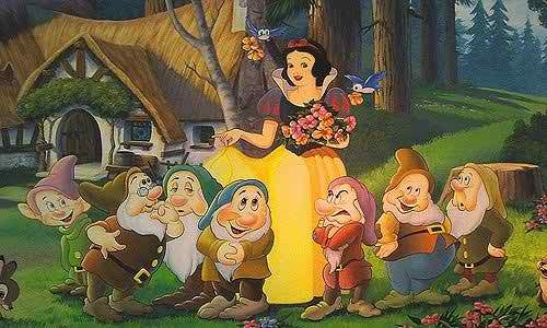 Forgetting your troubles made easy by Snow White in Disney movies-YesGulf