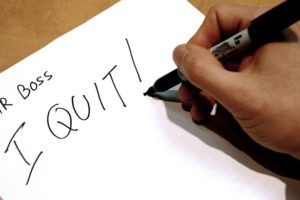 Quitting Your Present Job: Is It That Good an Idea?-YesGul