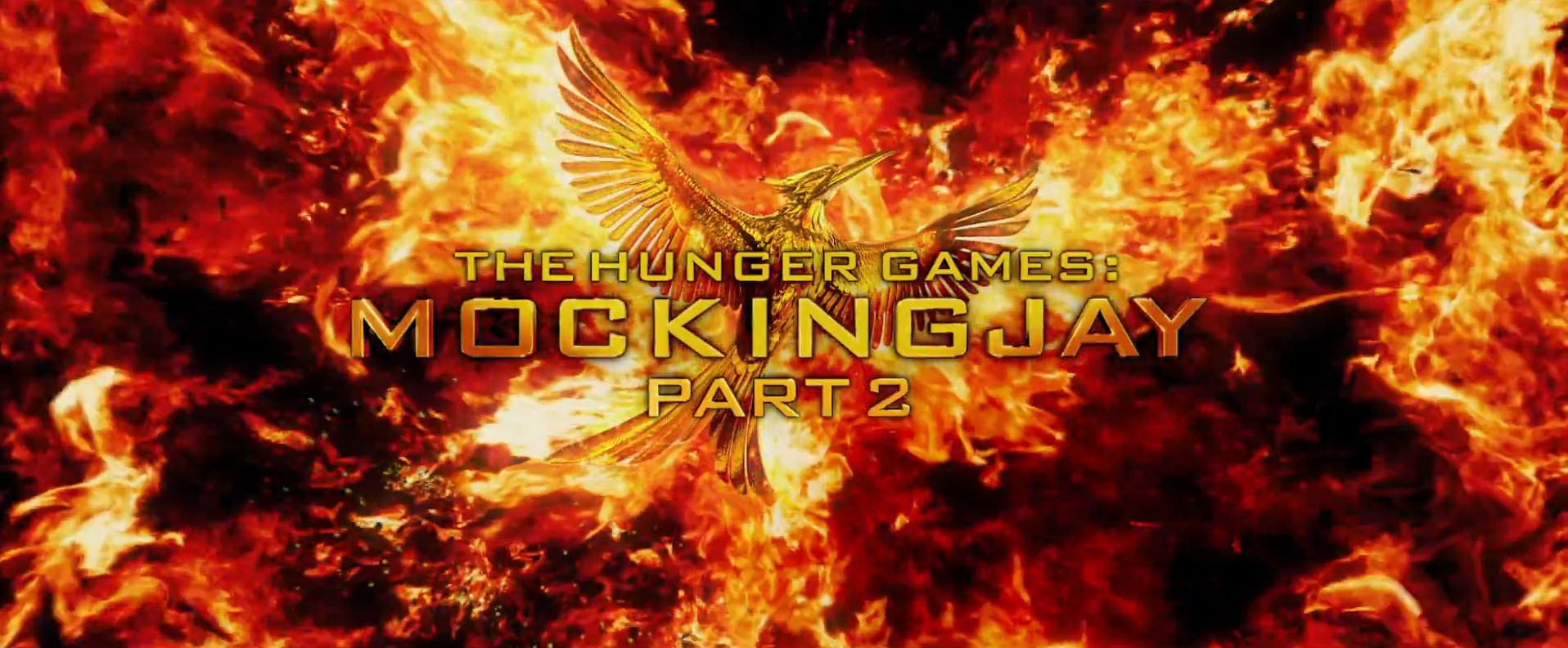 The Hunger Games Mockingjay Part 2 Logo - The Hunger Games: Mockingjay Part 2 Review