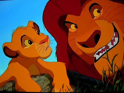 The golden advice on realizing your self-worth from The Lion King  in Disney movies -YesGulf