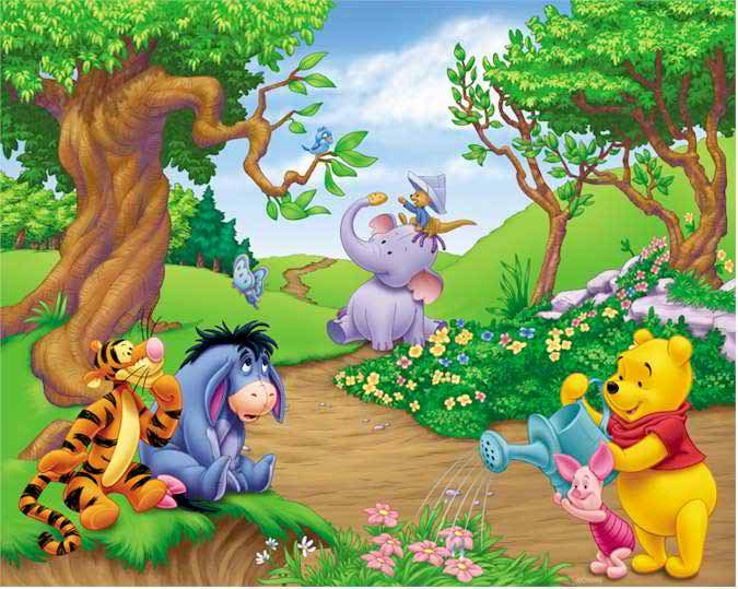 The ultimate motivational quote by Winnie the Pooh in Disney movies-YesGulf