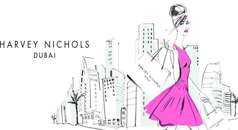 3 Middle-East Fashion Brands Championed by Harvey Nichols, Dubai-YesGulf