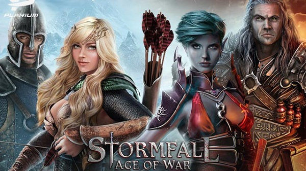 Stormfall: Age of War-Claim your Destiny- Story Lines and Characters-Game Reviews -YesGulf
