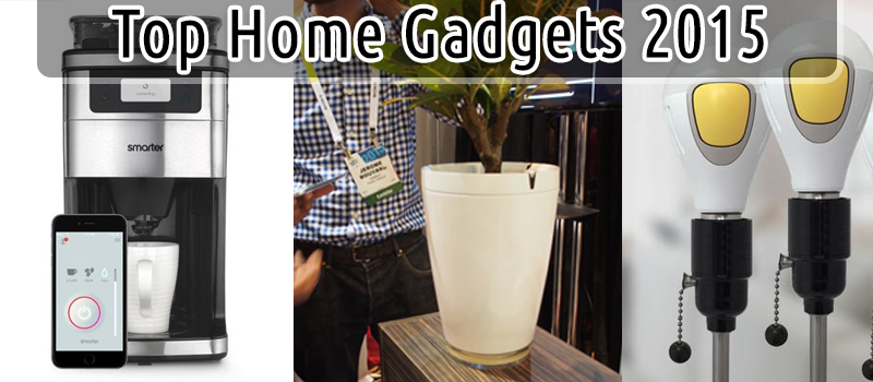 Top Home Tech Gadgets-Wifi Coffee Maker-3D Chocolate Printer-Light Bulb Security System-YesGulf