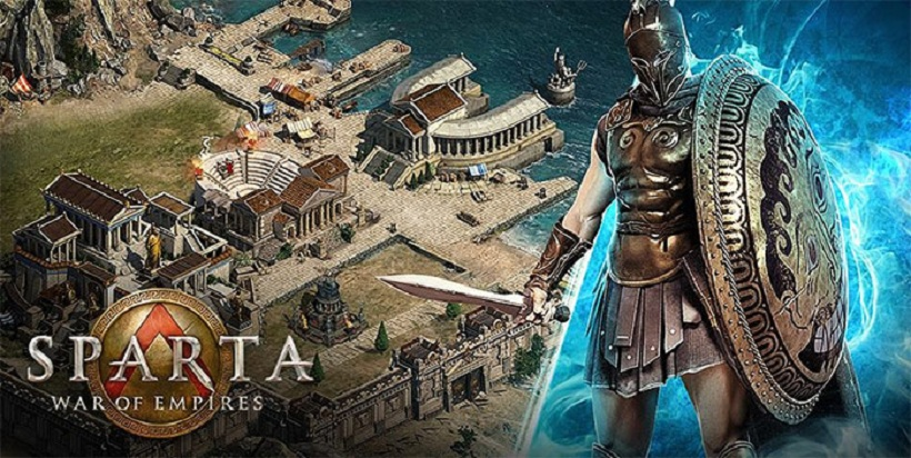 4 Reasons for Loving Sparta: War of Empires-latest games-YesGulf