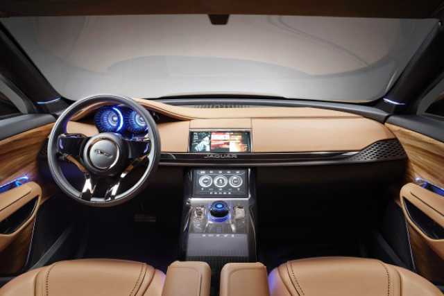 Jaguar 2016 F-pace Features and interior-YesGulf