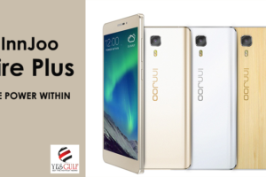 InnJoo Launched Fire Plus Smartphone-YesGulf