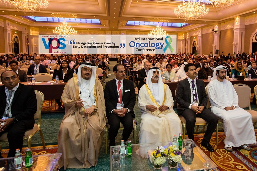 Events in Abu Dhabi-VPS_Healthcare's_3rd_International_Oncology_Conference_attracted_over_900_delegates_YesGulf