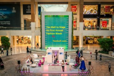 latest news dubai-Yas Mall Fashion and Beauty Week and latest fashion trends-YesGulf