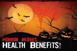 health benefits of horror movies-YesGulf