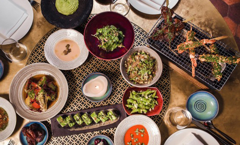 3 - Ramadan Dining At COYA, Dubai