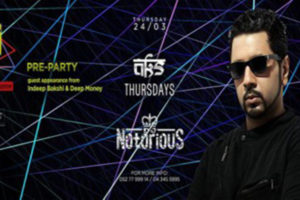 24 3 300x200 - Holi is in the Air! Let's Rock Tonight with DJ Notorious