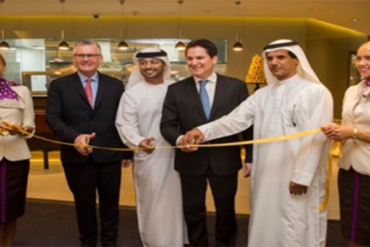 2 5 370x247 - Etihad Airways Opened Flagship Lounge & Spa at Abu Dhabi International Airport