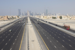 3 1 300x200 - A New Highway to Connect Dubai & Abu Dhabi